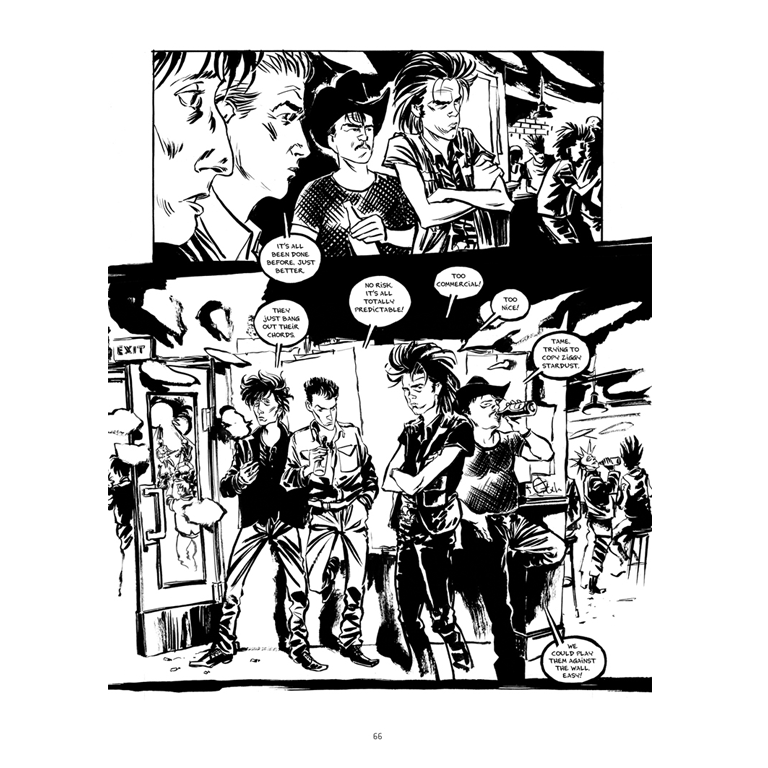 Nick Cave Mercy On Me Graphic Novel Nick Cave Official Uk Store