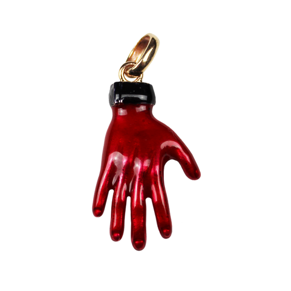 The Red Hand Charm - Pre-Order