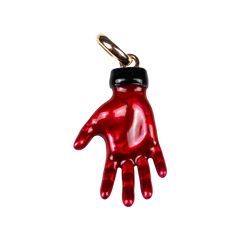 Red Hand Charm