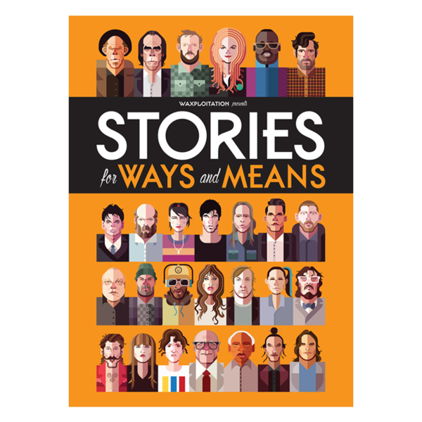 STORIES FOR WAYS AND MEANS BOOK [PRE-ORDER]