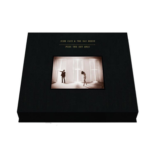 Push The Sky Away Super Deluxe Box Set
