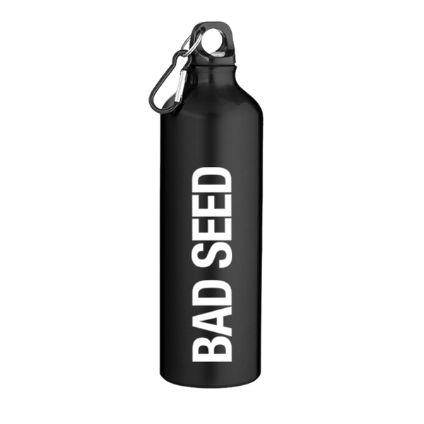BAD SEED ALUMINIUM WATER BOTTLE