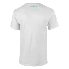 THE MERCY SEAT WHITE T-SHIRT