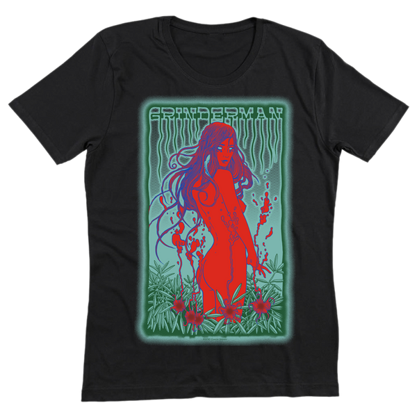 Grinderman Black T-Shirt