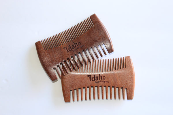 Beard Comb - Idaho Soap Company