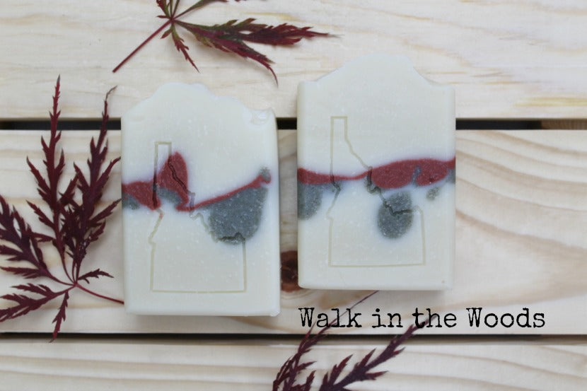 Walk in the woods Handmade Soap