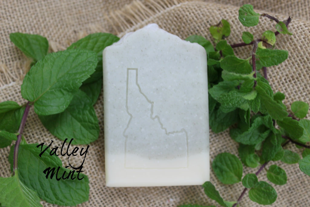 Valley MInt Handmade Soap