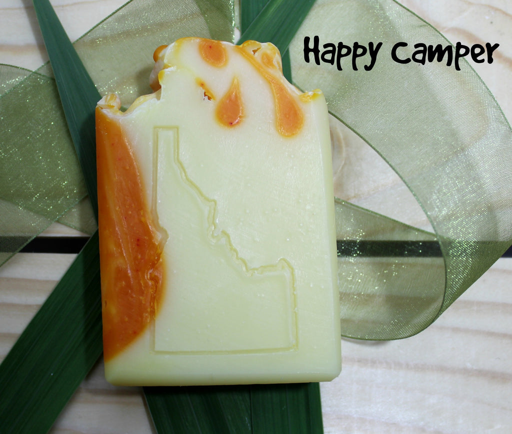 Happy Camper Handmade Soap