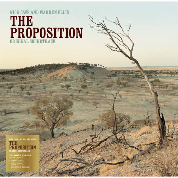 NEW THE PROPOSITION GOLD VINYL LP