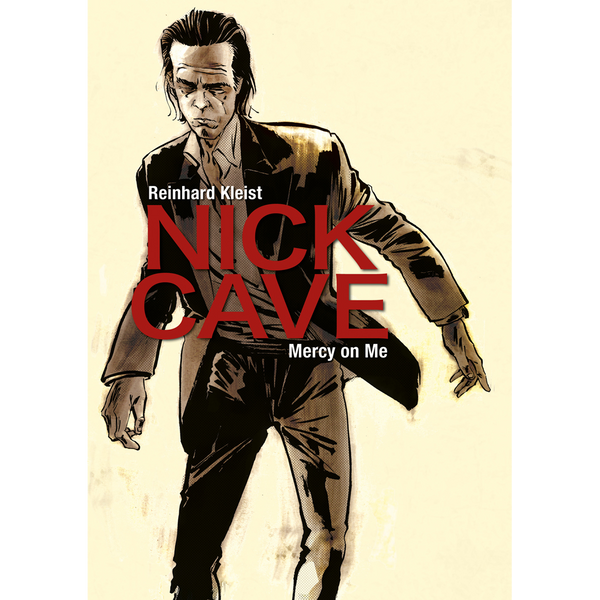 nick cave mercy on me graphic novel books nick cave official us