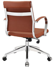 Load image into Gallery viewer, Aria Leather Office Chair