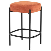 "Load image into Gallery viewer, Inna 28"" Backless Counter Stool"