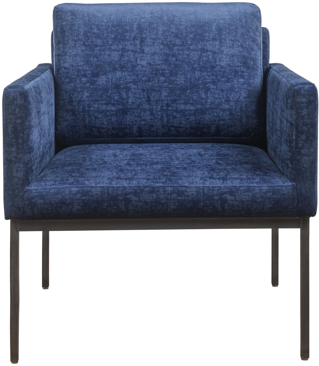 Canton Velvet Chair