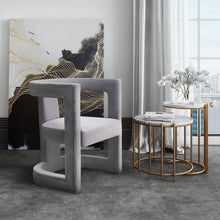 Load image into Gallery viewer, Ada Velvet Chair