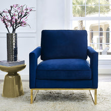 Load image into Gallery viewer, Avery Velvet Chair