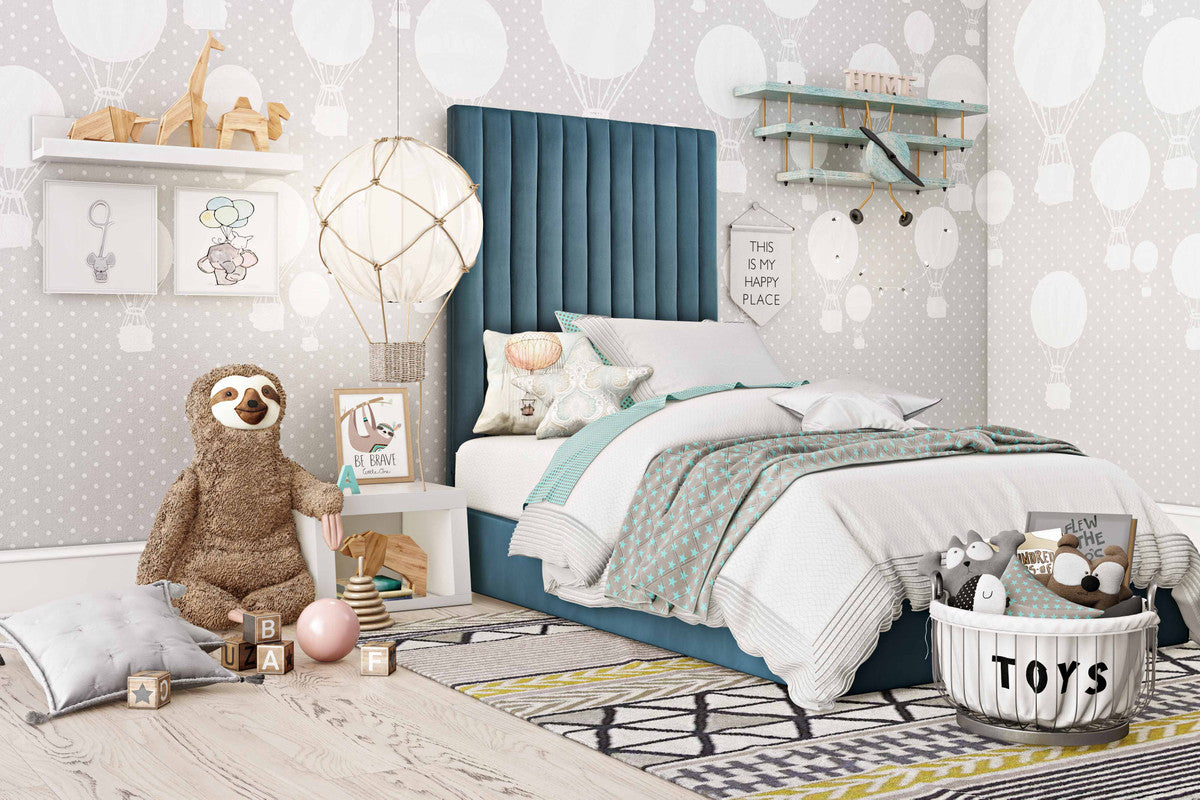 Arabelle Bed in Twin