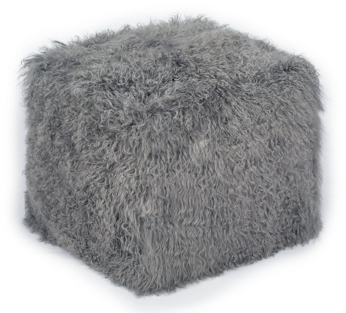 Tibetan Sheep Pouf