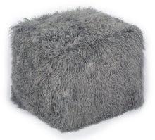 Load image into Gallery viewer, Tibetan Sheep Pouf