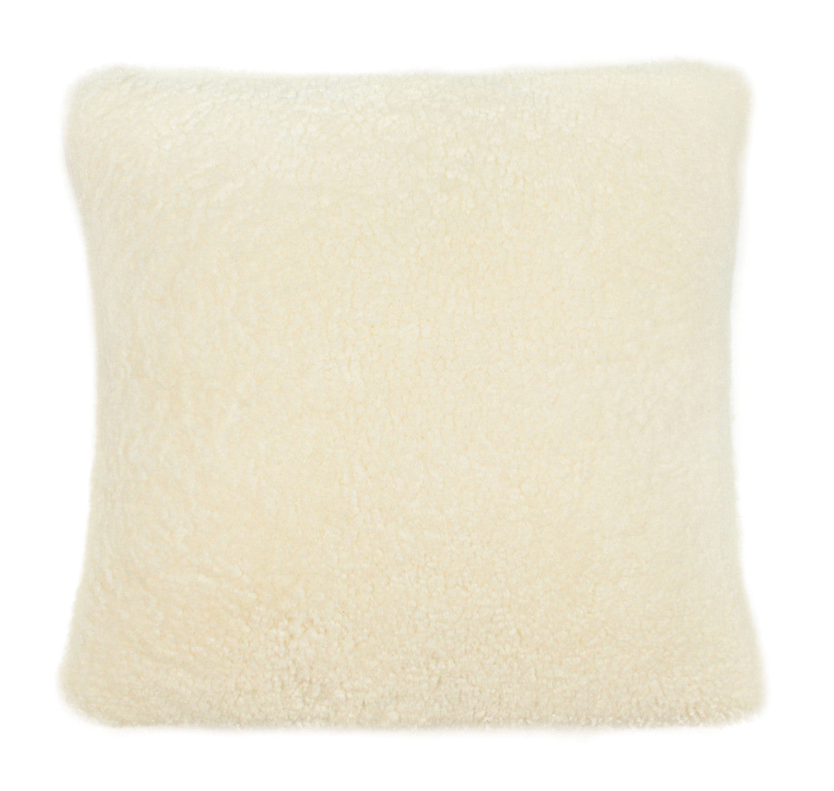 "New Zealand Sheepskin 20"" Pillow"