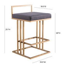 Load image into Gallery viewer, Trevi Counter Stool