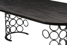 Load image into Gallery viewer, Valentina Black Dining Table