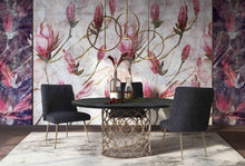 Load image into Gallery viewer, Batik Velvet Dining Chair