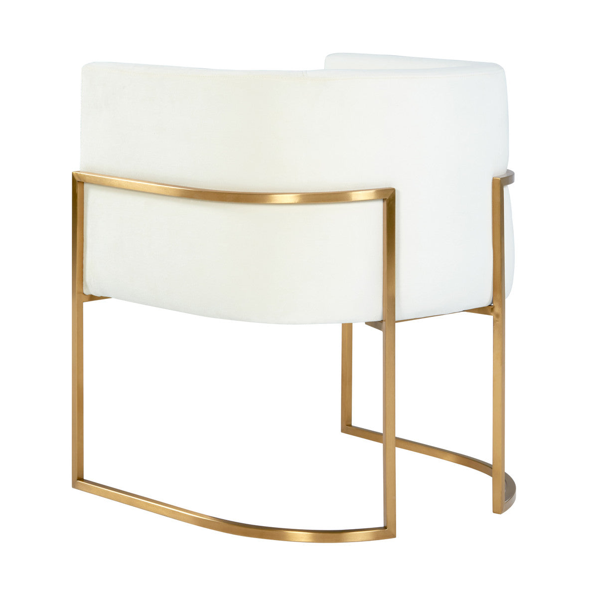 Giselle Velvet Dining Chair By Inspire Me! Home Decor