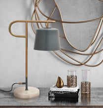 Load image into Gallery viewer, Babel Marble Base Table Lamp
