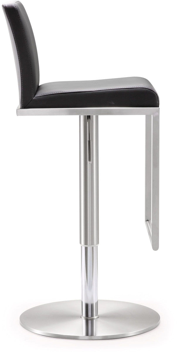 Amalfi Steel Adjustable Barstool