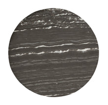 Load image into Gallery viewer, Cress Black Marble Side Table