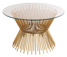 Load image into Gallery viewer, Grace Glass Coffee Table By Inspire Me! Home Decor