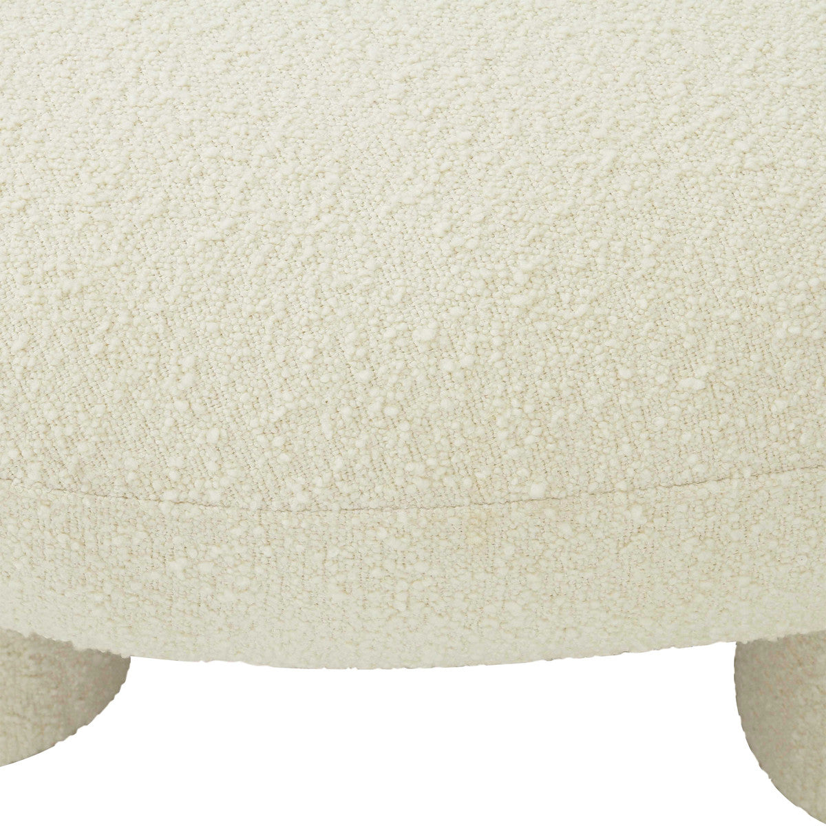 Discus Boucle Ottoman