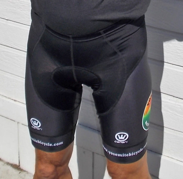 Yosemite Bicycle mens cycling shorts - IMPORTED