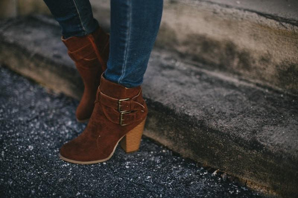 Why Be Moody When You Can Wear Booties?