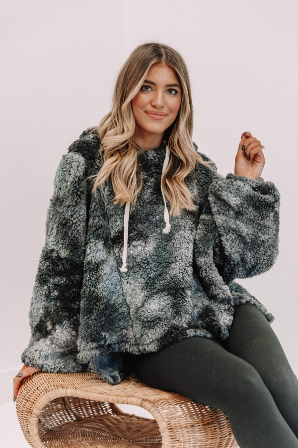 Grey Stay Toasty Sherpa Lane 201