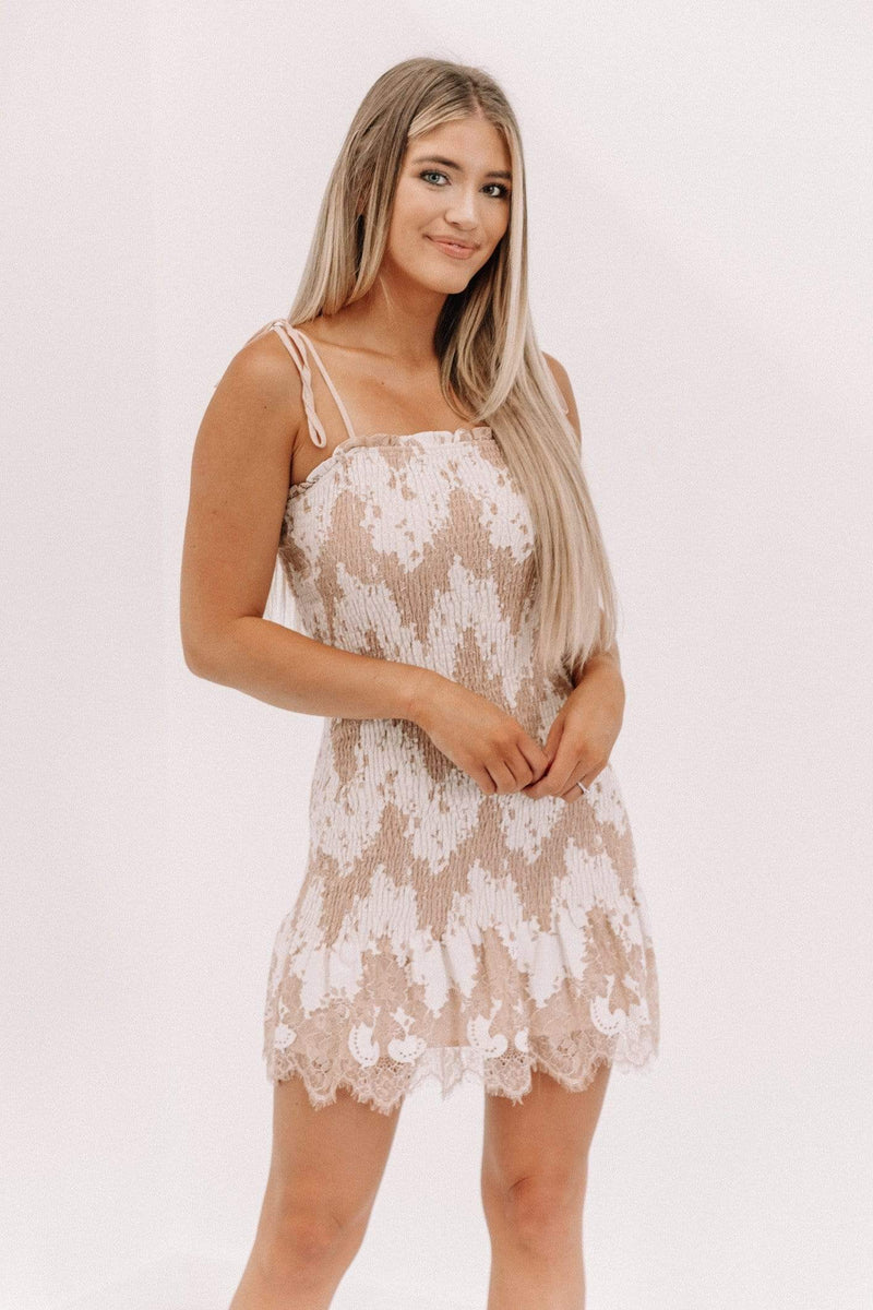 Laced With Love Dress Lane 201