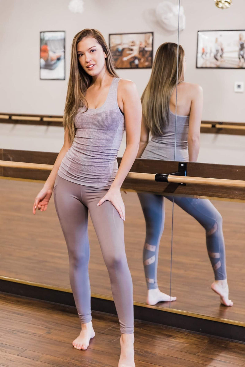 Mocha Live Love Lift Leggings Lane 201