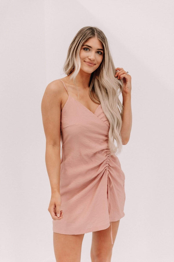 Pink Dolled Up For You Dress Lane 201
