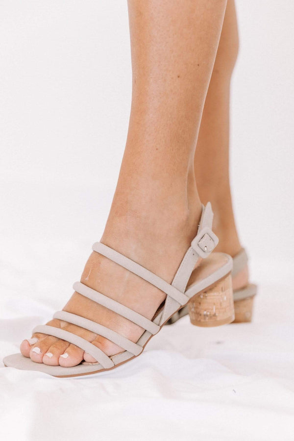 Taupe Julia Sandal Lane 201