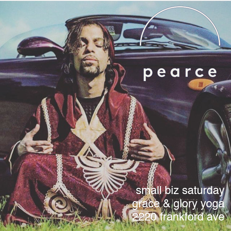 small business saturday at grace & glory yoga