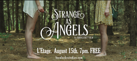 strange as angels pearce