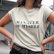 MANAGER OF MY SELF