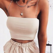 Croptop tiras Colors