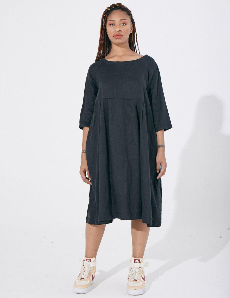 Linen Drift Dress