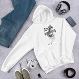 Funny squid pun Unisex Hoodie. Are you squidding me?