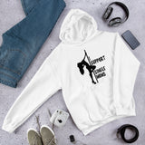 Stripper single mom support Unisex Hoodie