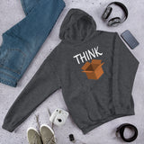 Think outside the box Unisex Hoodie