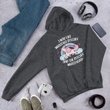 Whatever bitches cute unicorn Unisex Hoodie