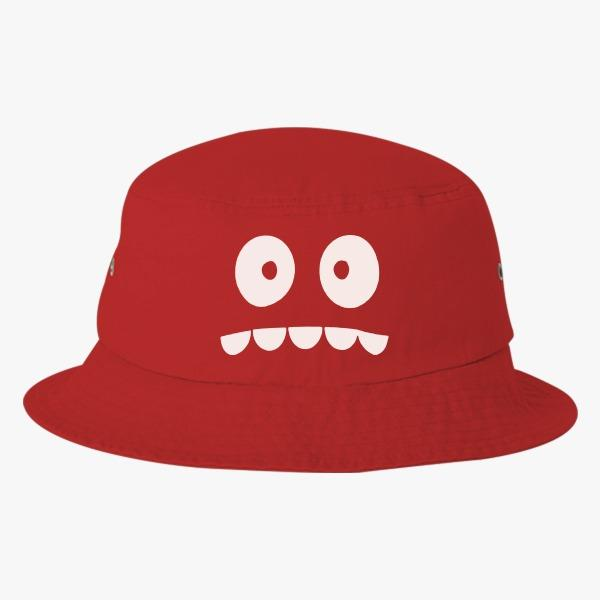Custom Bucket Hat Designs for Kids: Boo
