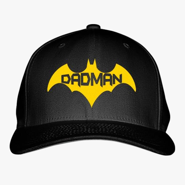 Family Custom Baseball Hats: Dadman